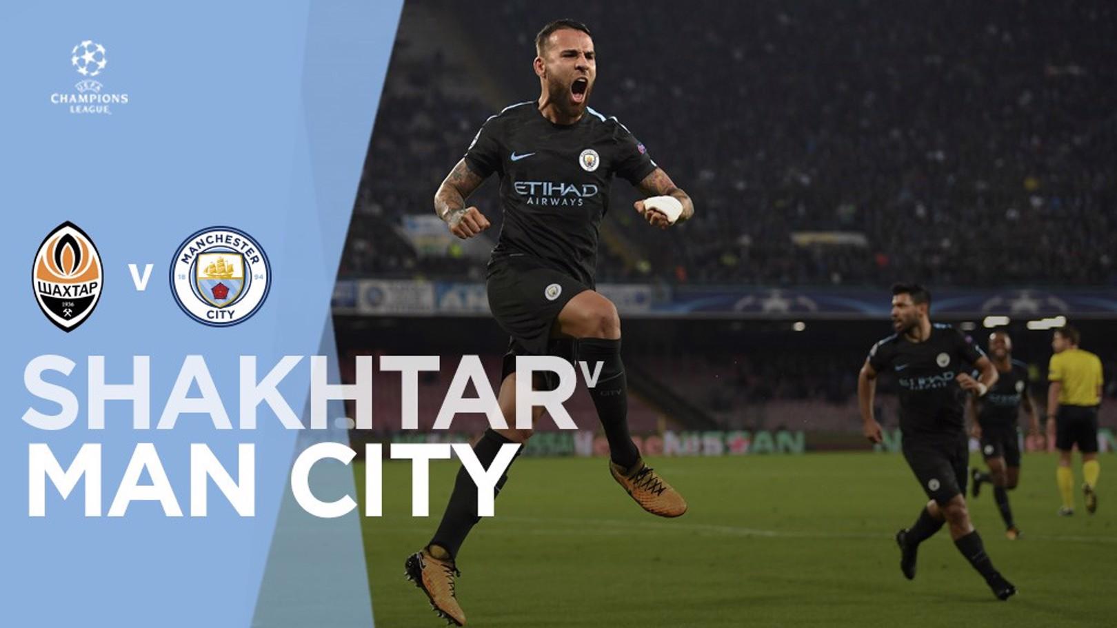 SHAKHTAR-CITY. Sexta y última jornada de la Liga de Campeones.