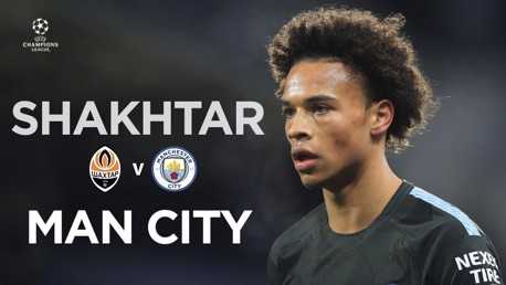 """Sané"" - Shakhtar x Man City"