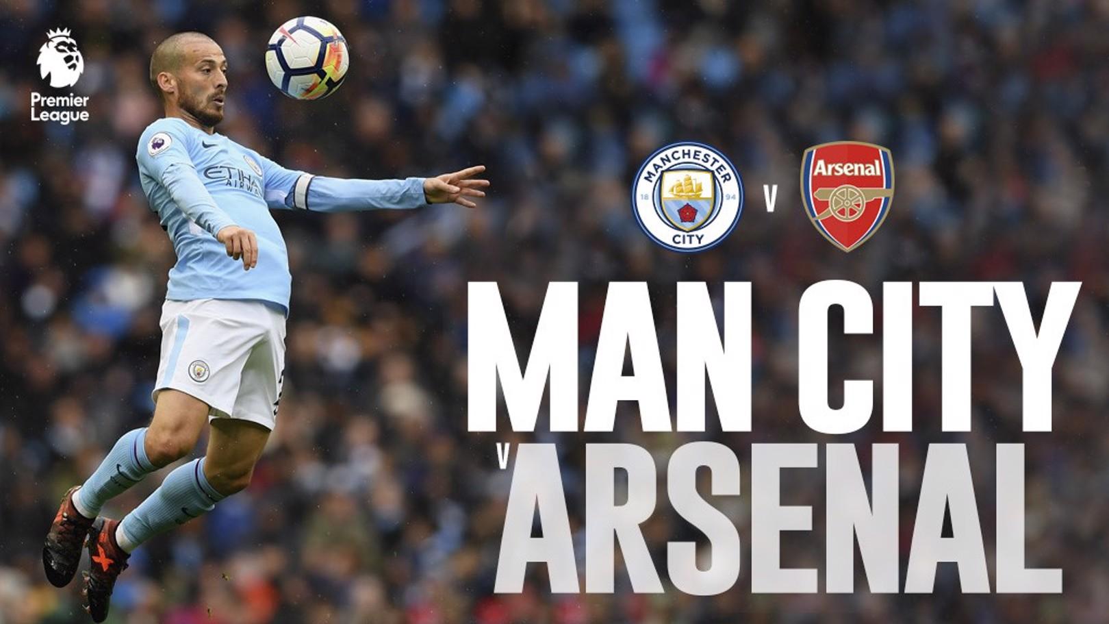 Manchester City - Arsenal.
