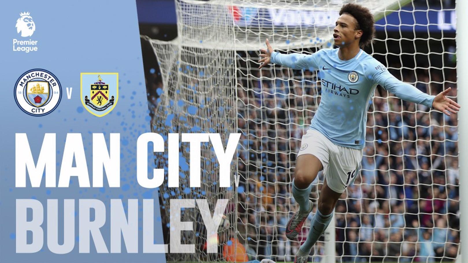CITY - BURNLEY: Novena jornada de la Premier League.