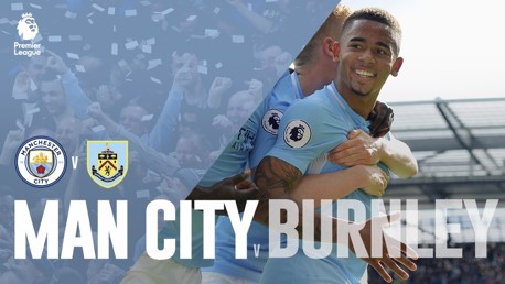 City vs Burnley