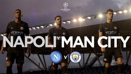 Napoli vs Man City: Relato da Partida
