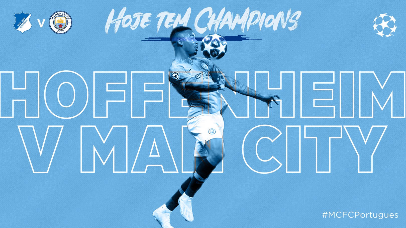 Hoffenheim v Man City