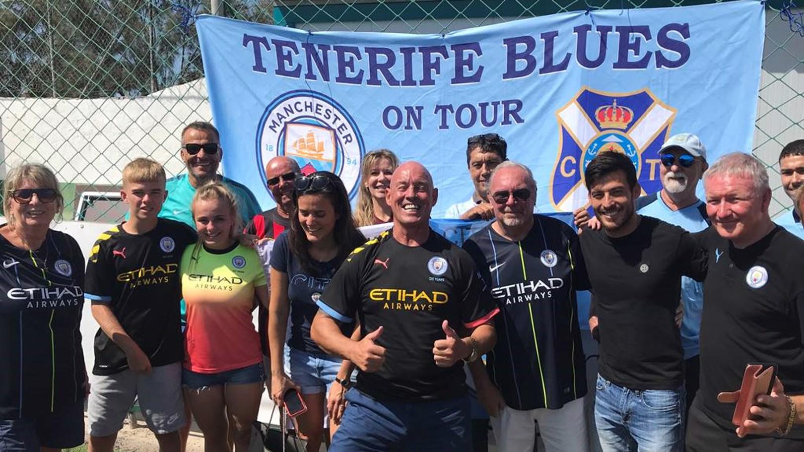 SUPPORTERS CLUB. Los grupos oficiales de Supporters Club son una red de aficionados leales al Manchester City.