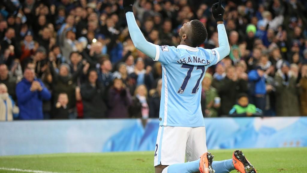 Kelechi Iheanacho assinou pelo Leicester City