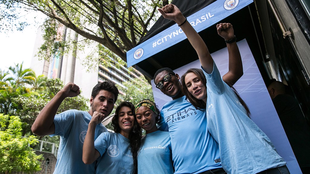 City no Brasil - Evento em  São Paulo
