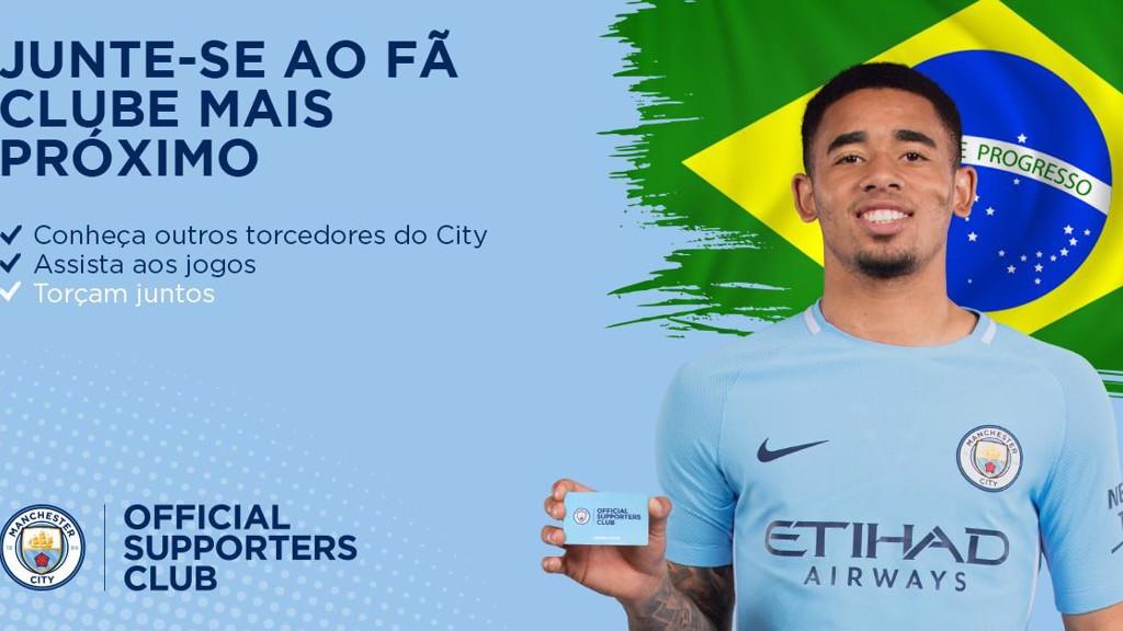 City no Brasil!