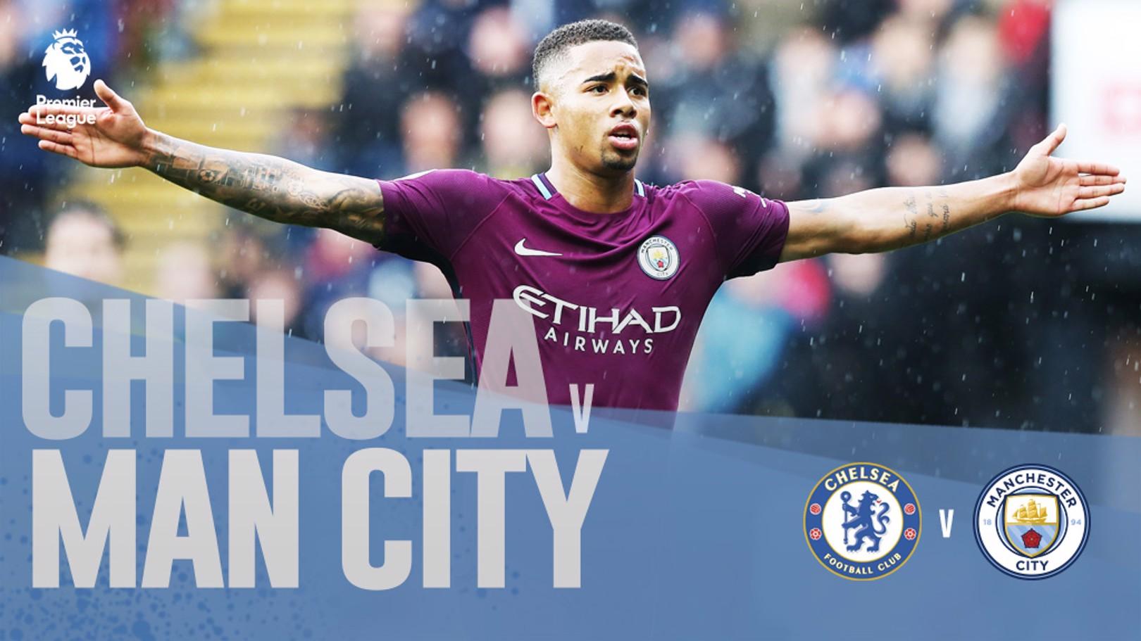 Chelsea v City.