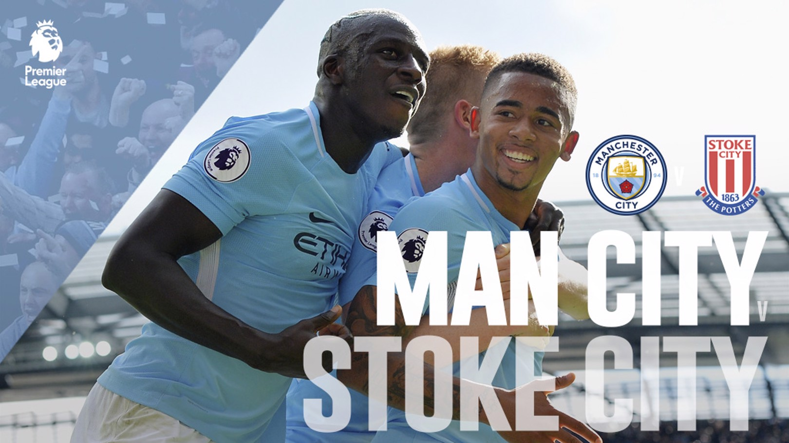City vs Stoke: En direct!