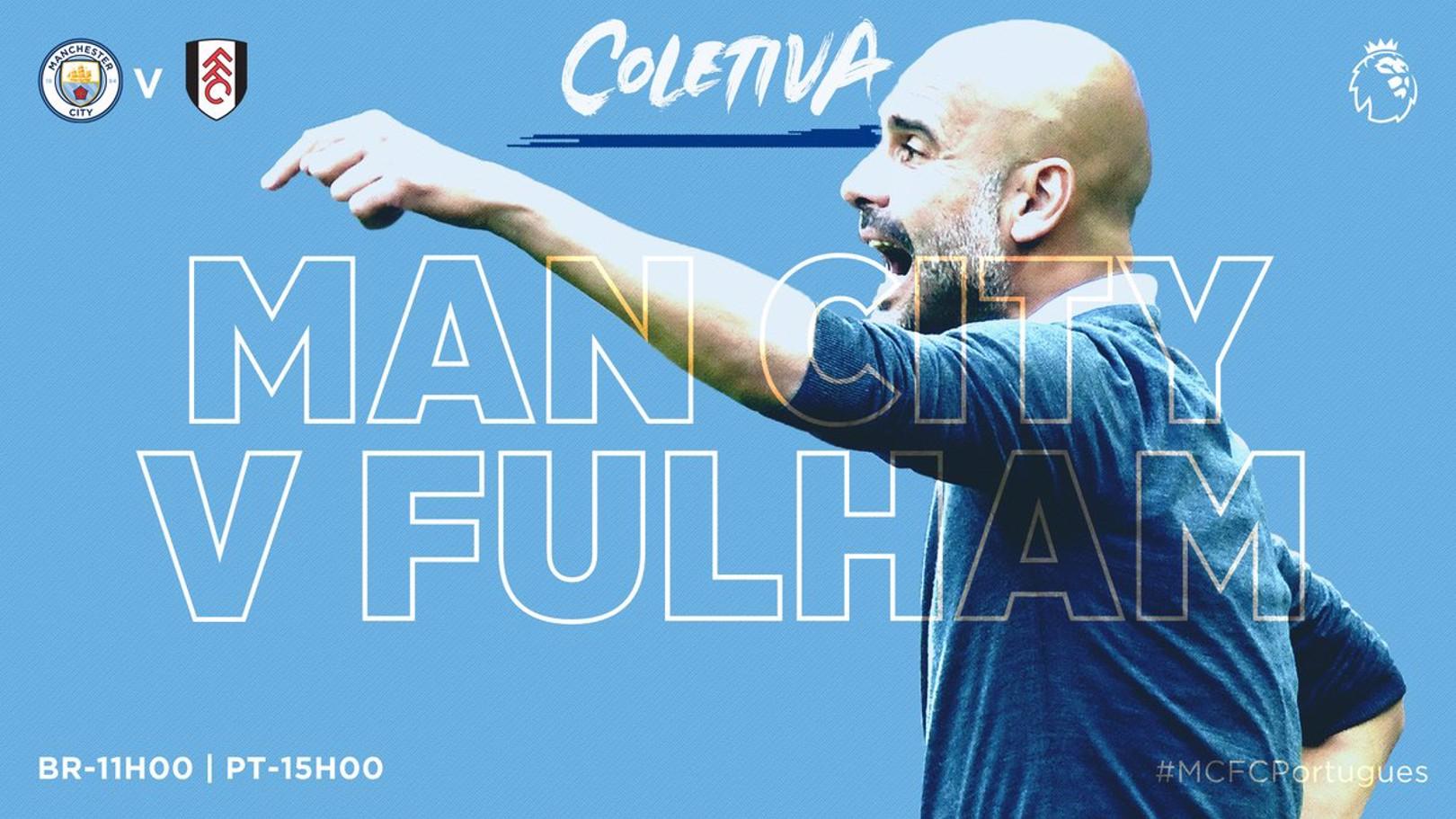 Pep Guardiola v Fulham