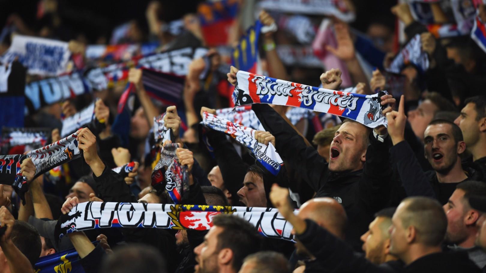 La afición del Olympique Lyonnais volverá a ver a los suyos entre los grandes de Europa.
