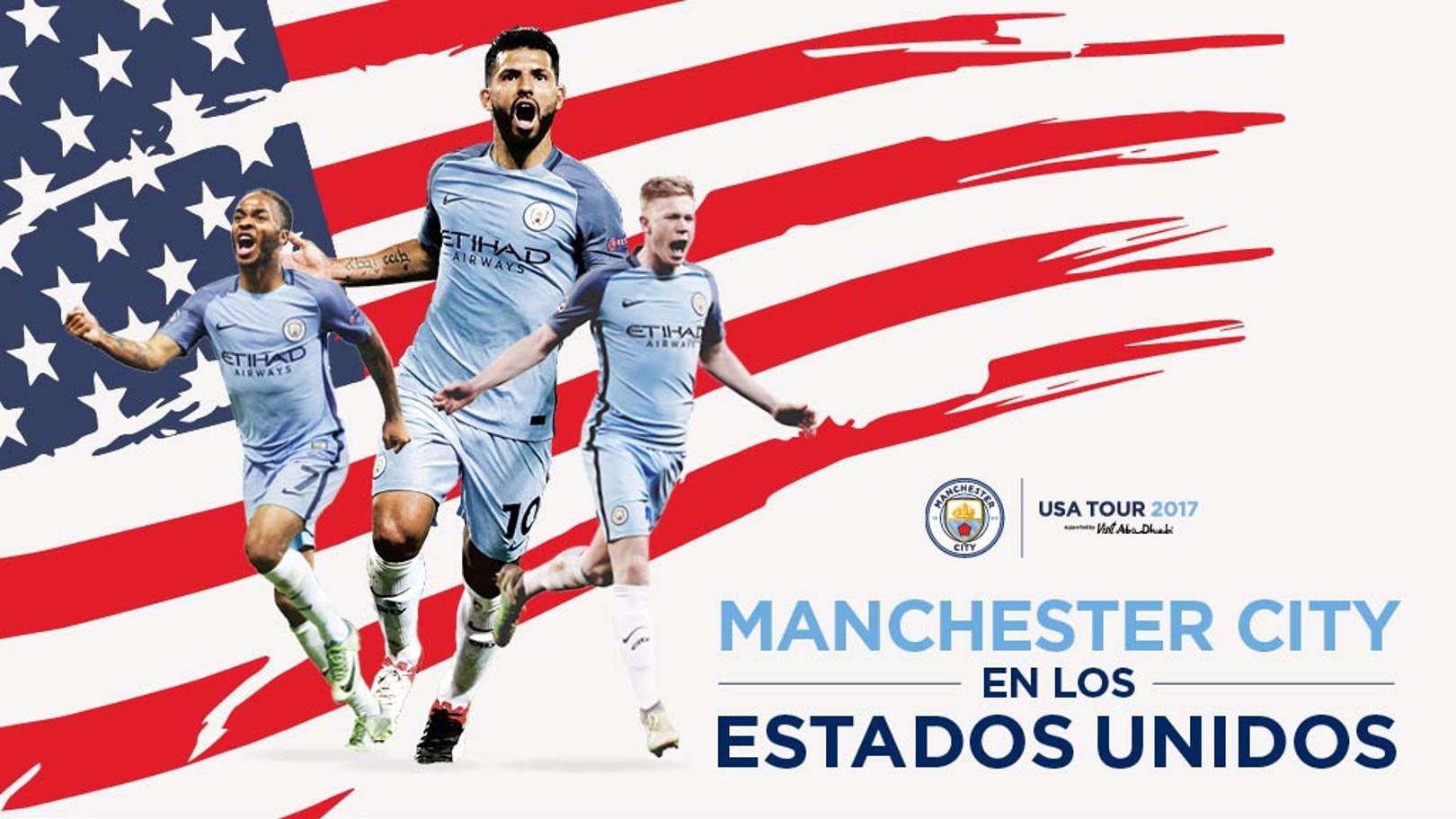 USA Tour graphic