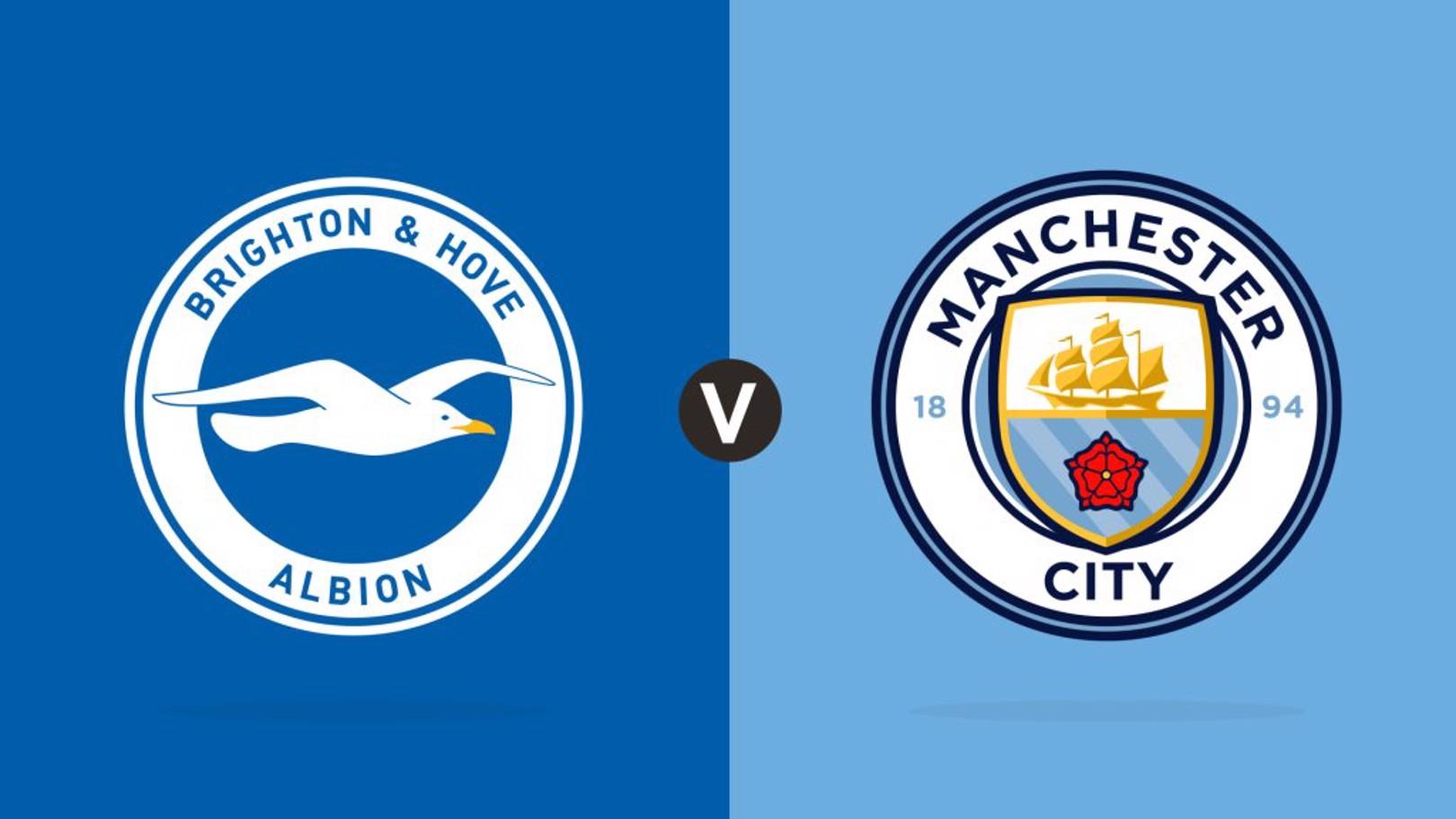 Brighton vs City: En direct!