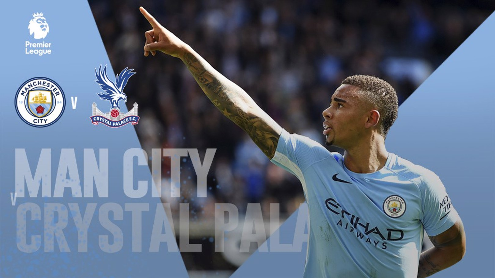 City vs Palace: En direct!