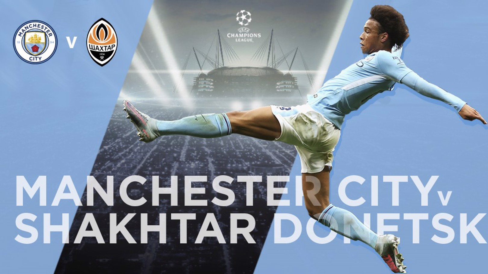 City vs Shakhtar: En direct!
