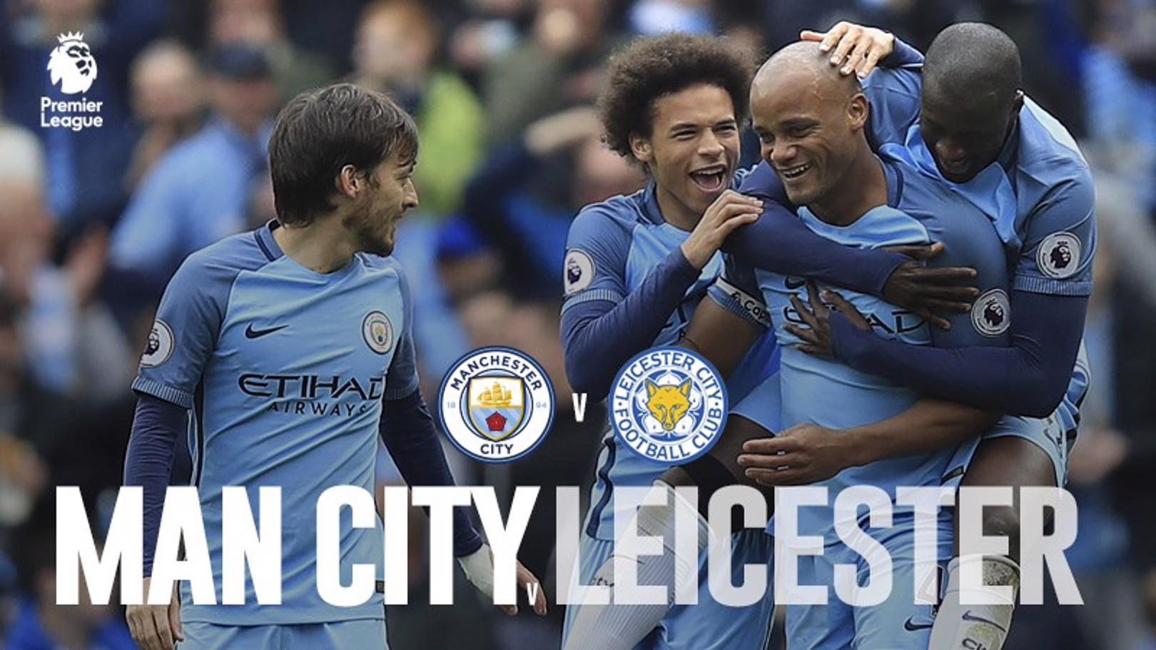City v Leicester Global TV
