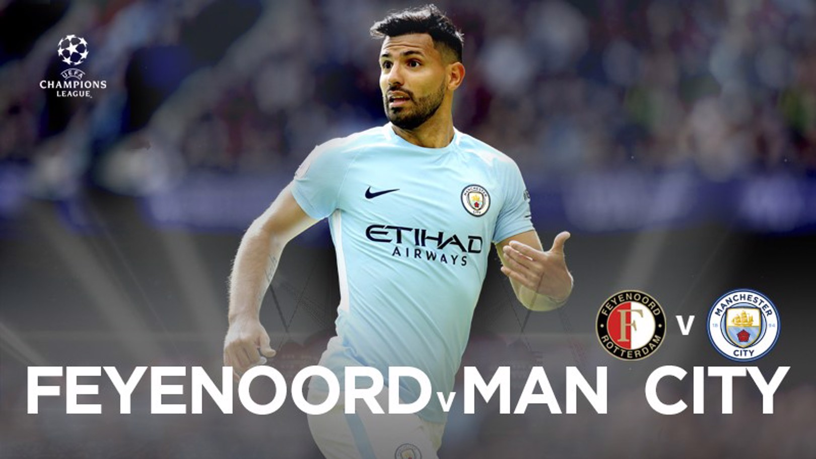 Feyenoord vs City: En direct!