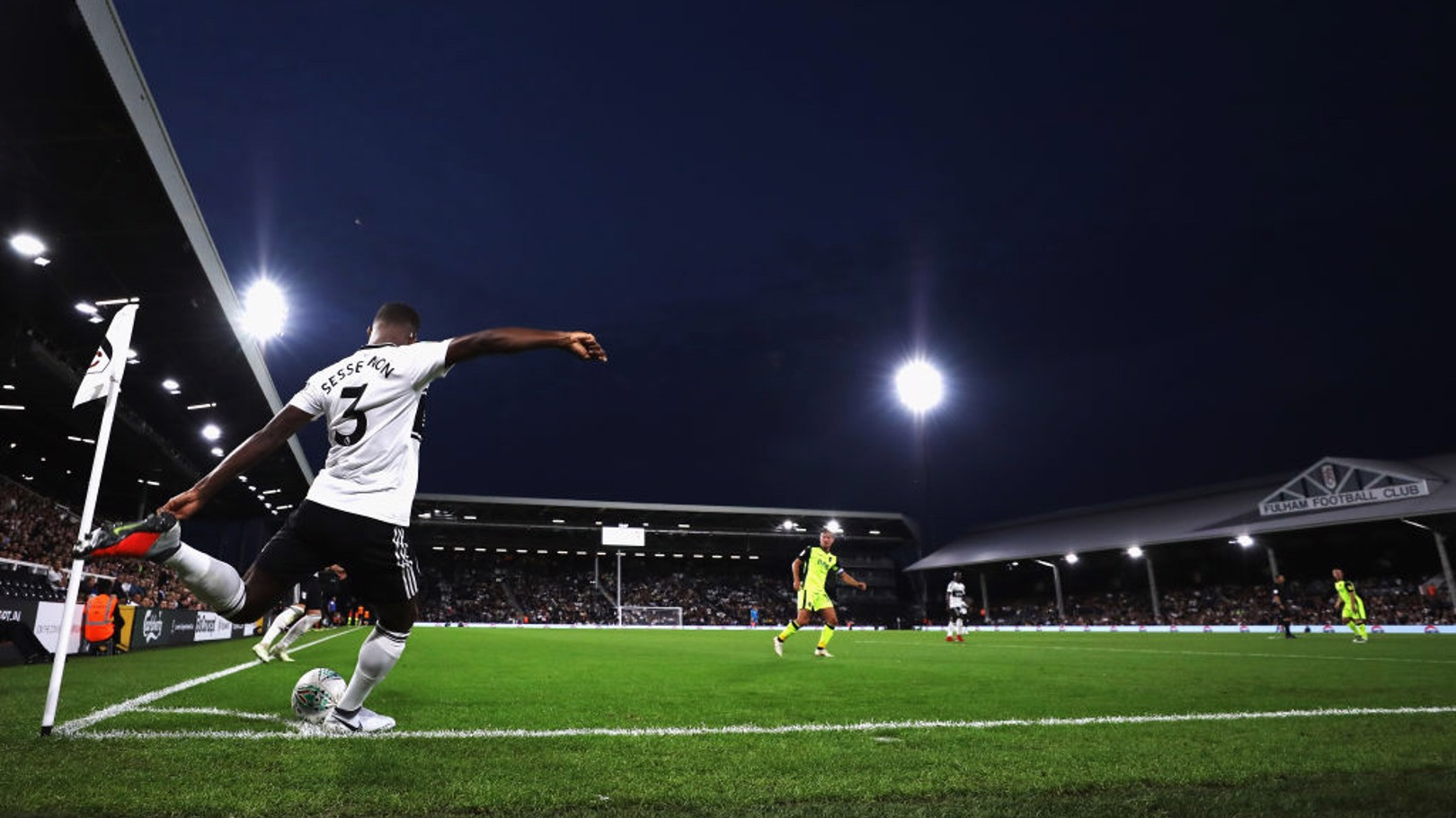 NUESTRO RIVAL. Fulham.