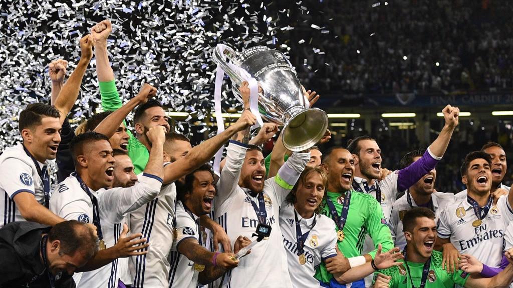 Los posibles rivales del City en Liga de Campeones