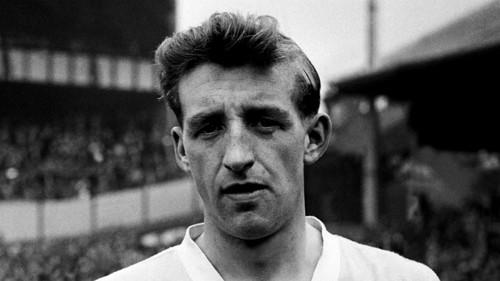 Former Manchester City player Jack Dyson