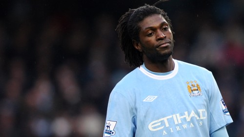 Adebayor liverpool