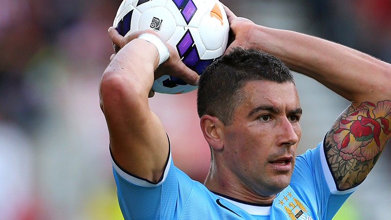 Gunners Down But Not Out Warns Kolarov