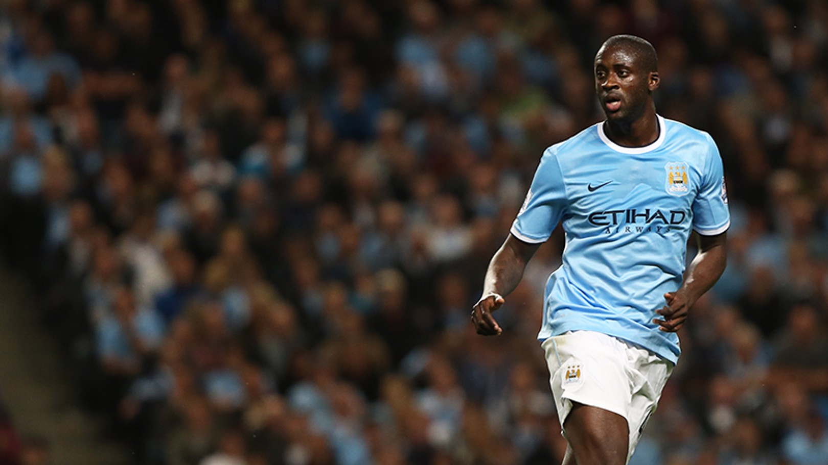Yaya Toure v Newcastle A39O5951