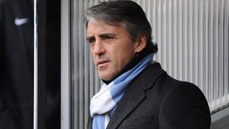 Mancini Mid Game Notts FA