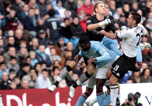 Joe and kolo Fulham Action