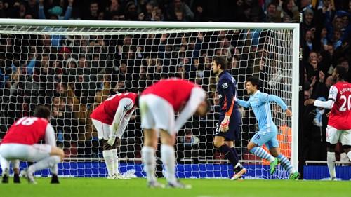 Agueros Goal from a distance