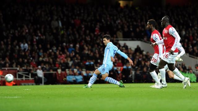Agueros Goal