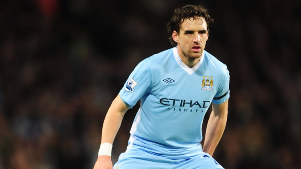 Owen hargreaves leads list of players released by manchester city owen hargreaves altavistaventures Gallery