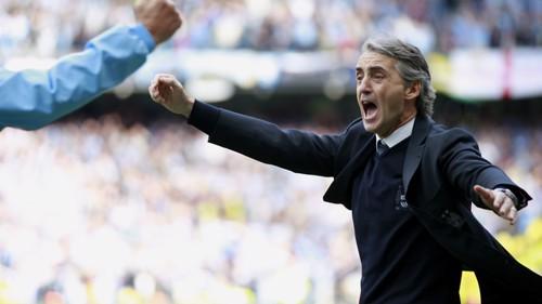 Mancini vid Pic