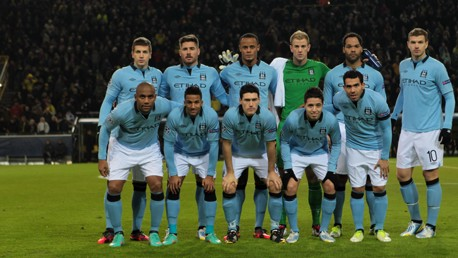 Dortmund v City: 60 seconds highlights