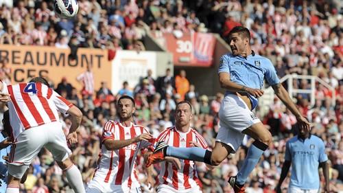 Garcias First Goal
