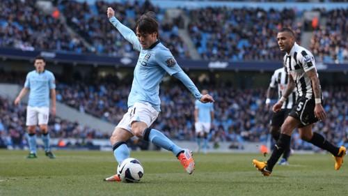 Silva goal