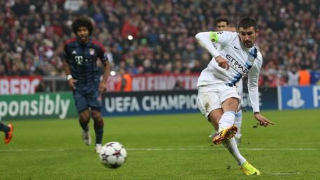 Bayern v City: Match highlights