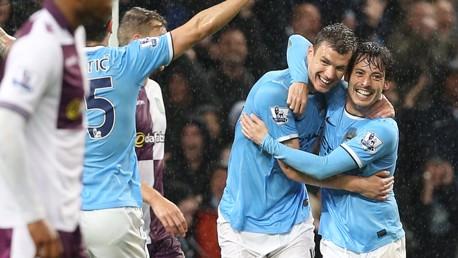 City v Aston Villa: Extended match highlights