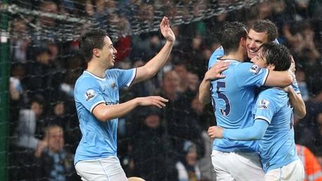 City v Aston Villa: Short match highlights