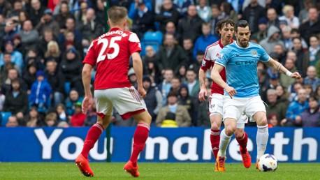 City v Fulham: Short highlights