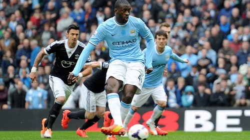 Yaya penalty