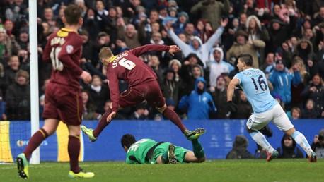 City v Watford: 60 second highlights