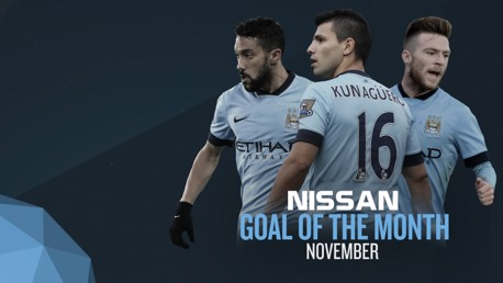 Goal of the Month: November