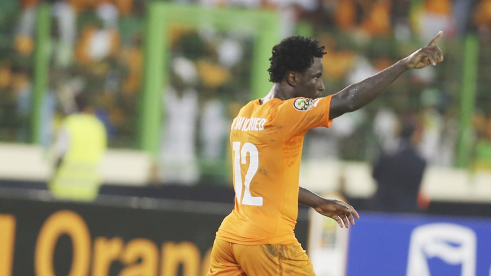 AFCON: Bony, Toure set sights on African crown