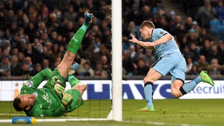 City v Leicester: Extended highlights