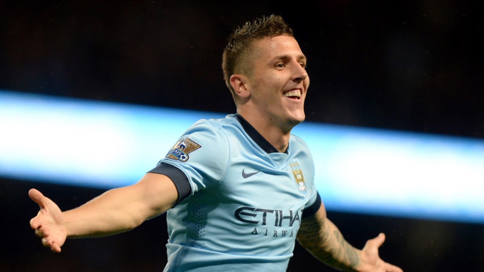Jovetic makes Inter Milan switch