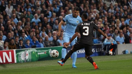 City v Roma: Match highlights