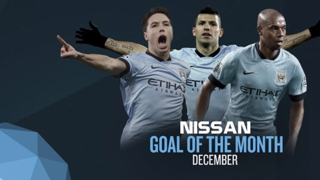 Goal of the Month: December