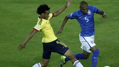 Fernandinho kecewa Brasil kalah