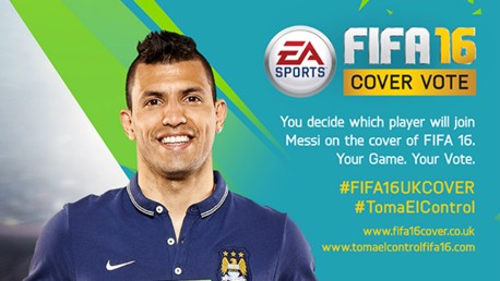 Last chance to vote Sergio for Fifa 16!